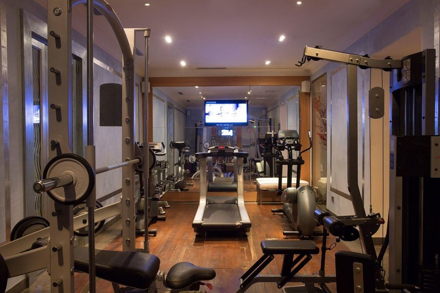 Hôtel Pershing Hall - Fitness Center