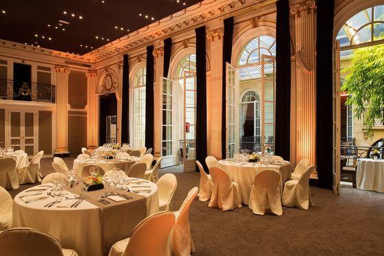 Salle séminaire  - Hôtel Pershing Hall *****