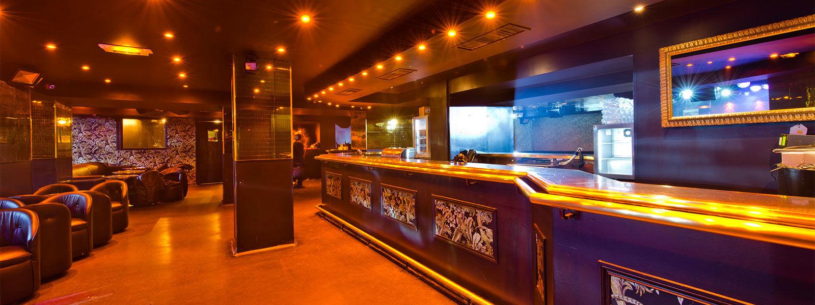 Les Planches - Le bar