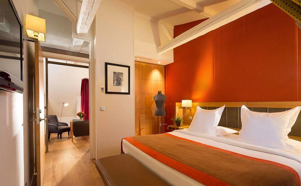 Hôtel Le Six - Suite