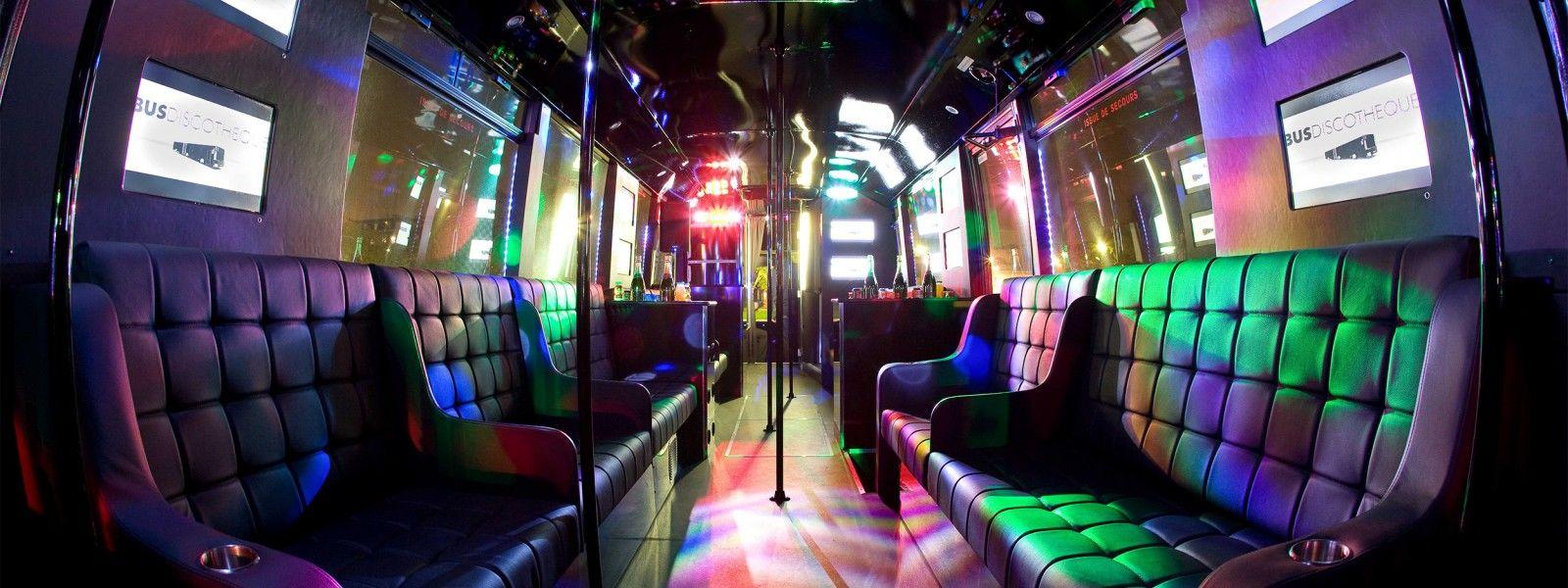 Le Bus Discothèque - Les Bus Discothèque 4
