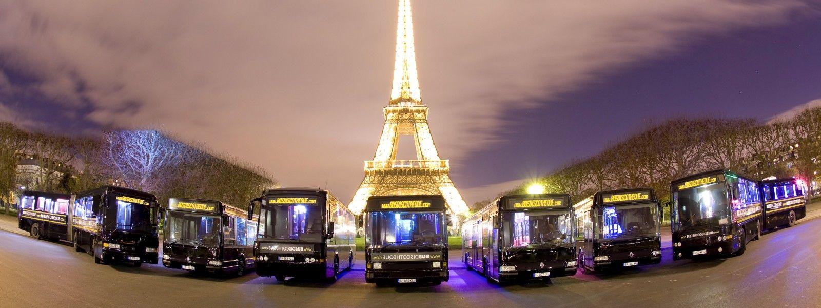 Le Bus Discothèque - Les Bus Discothèque 3