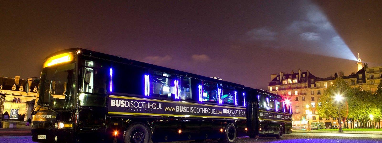 Le Bus Discothèque - Les Bus Discothèque