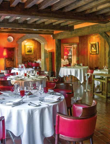 Georges Blanc - Le restaurant gastronomique