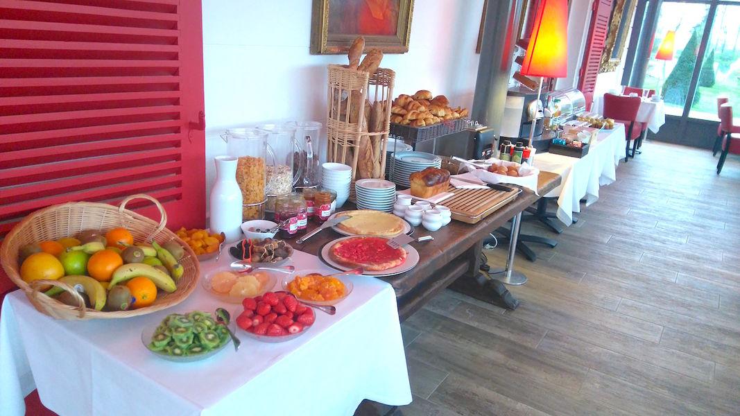 Georges Blanc - Le petit déjeuner