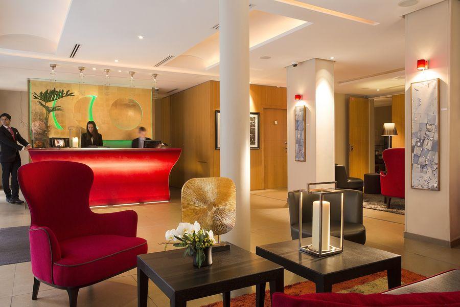Hôtel Le Six - Réception