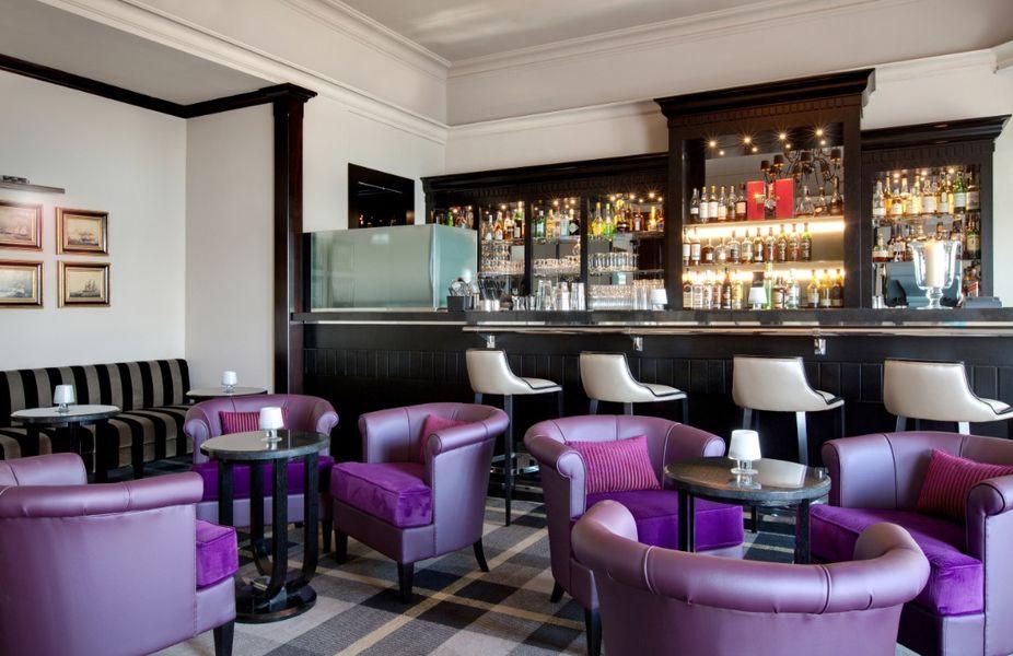 Grand Hôtel Saint Jean de Luz - Bar Le Clipper