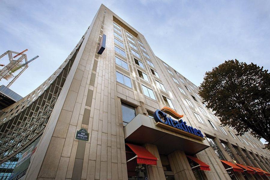 Citadines Place d'Italie Paris - Vue extérieure