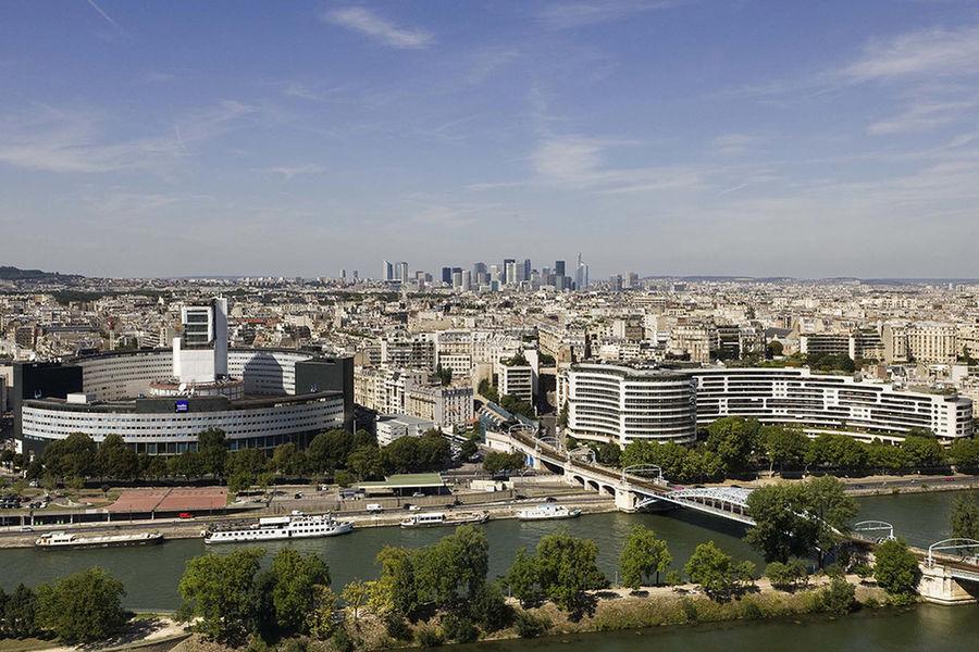 Novotel Paris Centre Tour Eiffel - Vue depuis l'hôtel