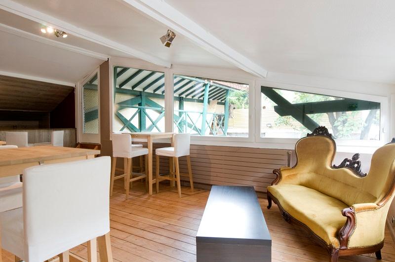 Villa Lemons - La Cabane et son bar 3