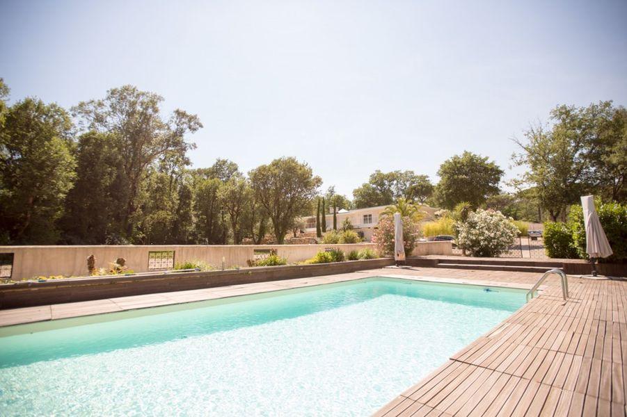 Villa Azzaro - La piscine 2