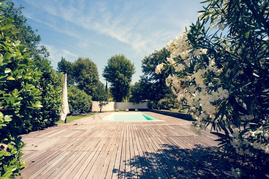Villa Azzaro - La piscine