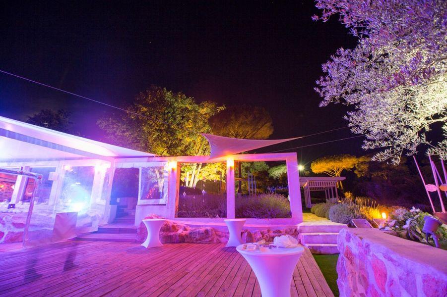 Villa Azzaro - Vue nocturne 4