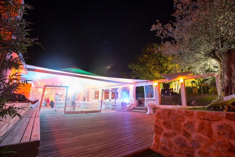 Villa Azzaro - Vue nocturne 3