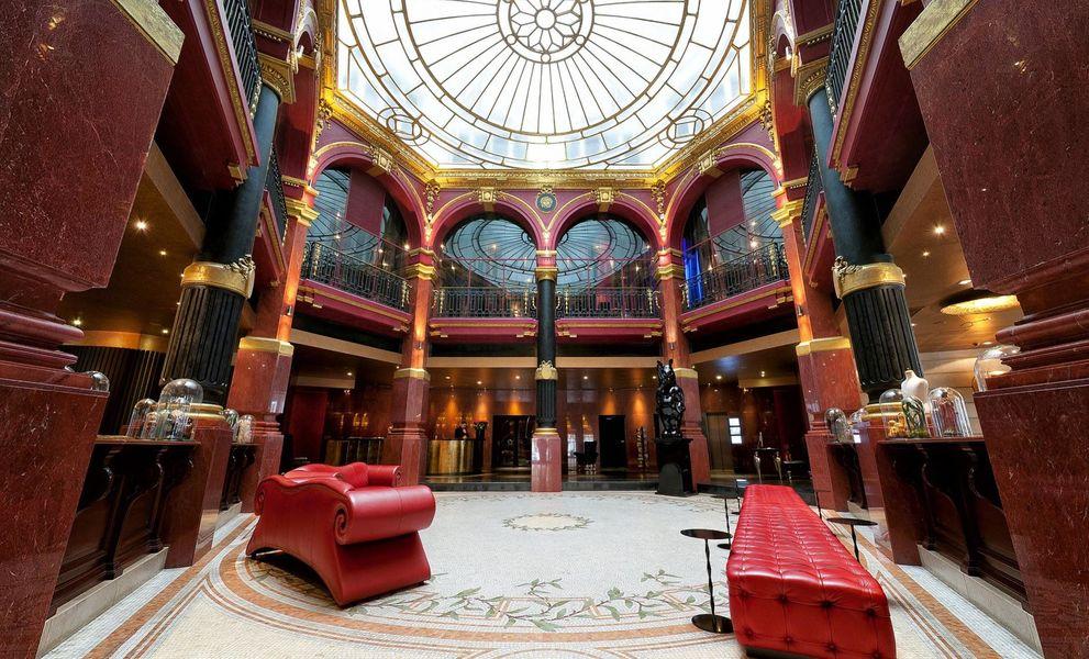 Hôtel Banke - Hall