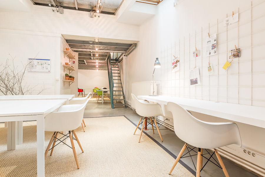 Be Coworking La Jonquière - Bureau
