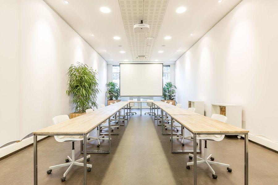 Be Coworking Porte de Saint Ouen - Intérieur 6