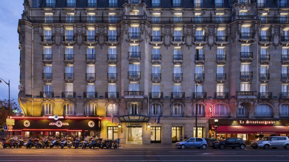 Holiday Inn Gare de l'Est - Extérieur 2