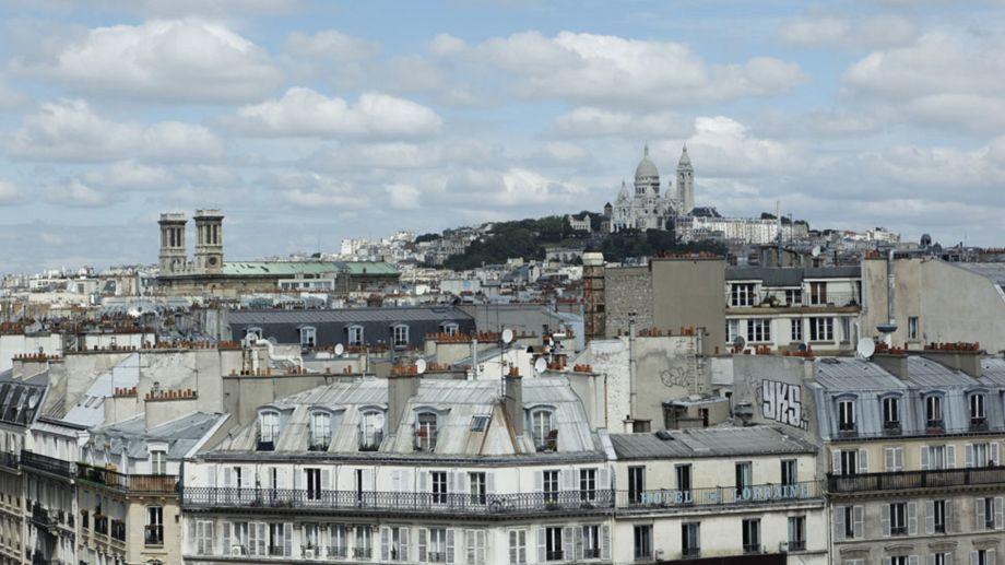 Holiday Inn PARIS GARE DE LEST - Vue