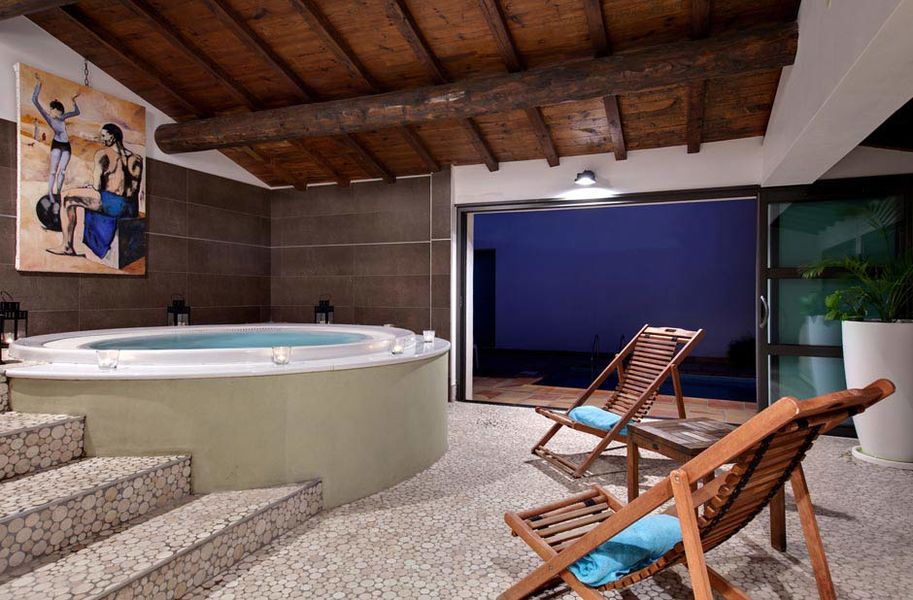 Oustau Camarguen - Le spa