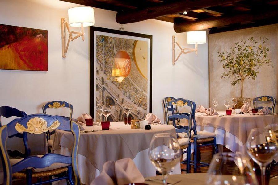 Oustau Camarguen - Le restaurant 2