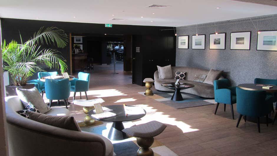 Villa Duflot - Les espaces intérieurs 2