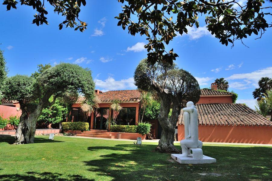 Villa Duflot - Les espaces extérieurs
