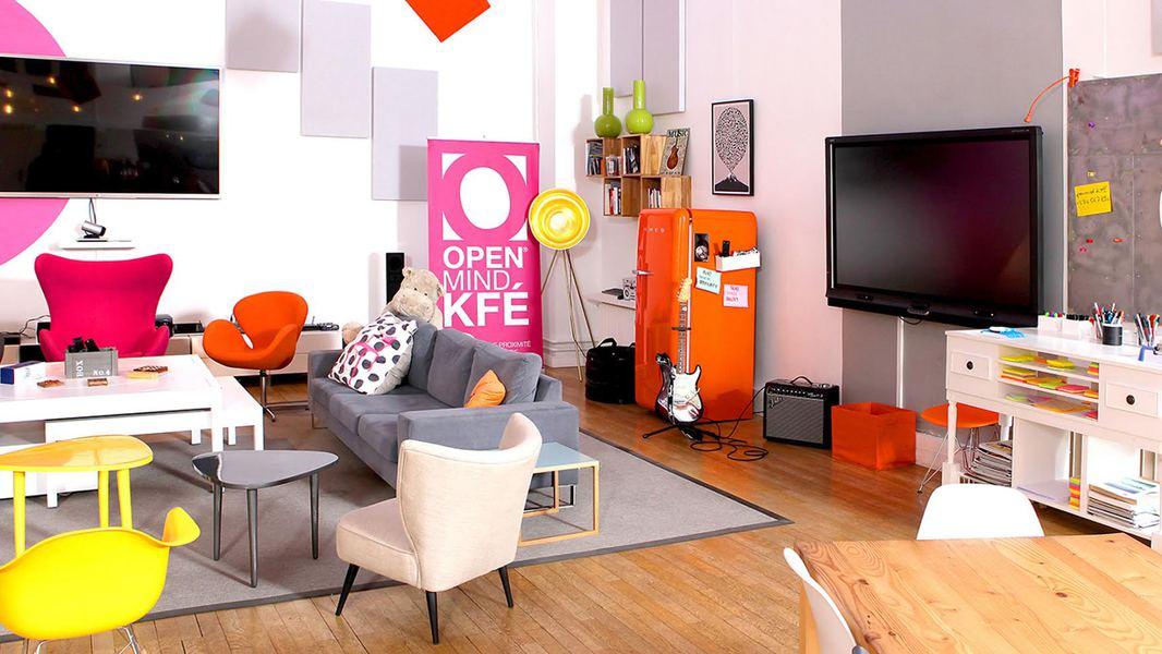 OpenMind Kfé Paris-Boétie - Salle de réception 122