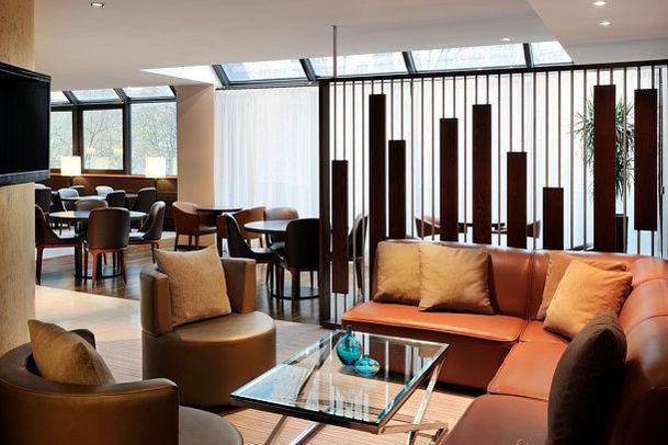 Paris Marriott Rive Gauche - Lounge