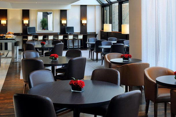 Paris Marriott Rive Gauche - Restaurant