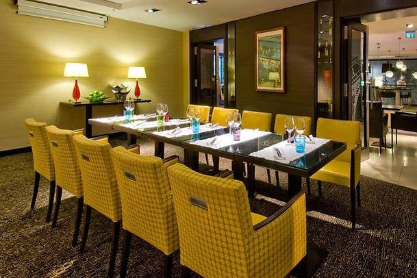 Paris Marriott Rive Gauche - Salle à manger privée