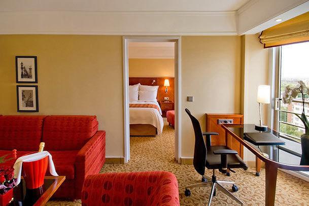 Paris Marriott Rive Gauche - Suite