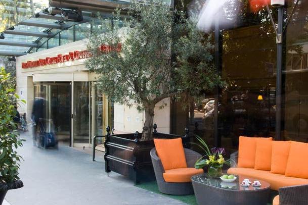 Paris Marriott Rive Gauche - Vue d'extérieur 2