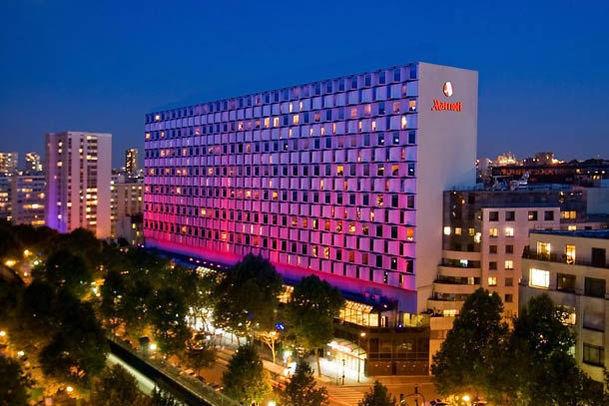 Paris Marriott Rive Gauche - Vue d'extérieur
