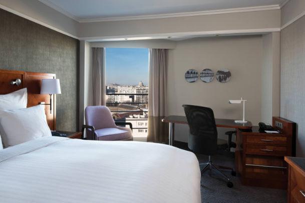 Paris Marriott Rive Gauche - Chambre supérieure