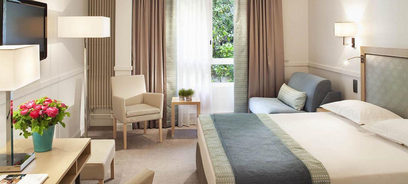 Hôtel Floride Etoile - Chambre 3