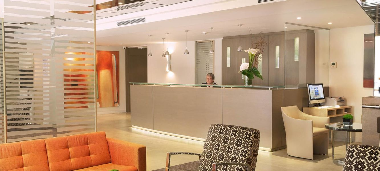 Hôtel Floride Etoile - Réception