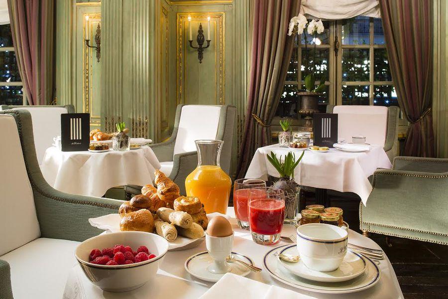 Le Dokhan's a Tribute Portfolio Hotel - Petit déjeuner