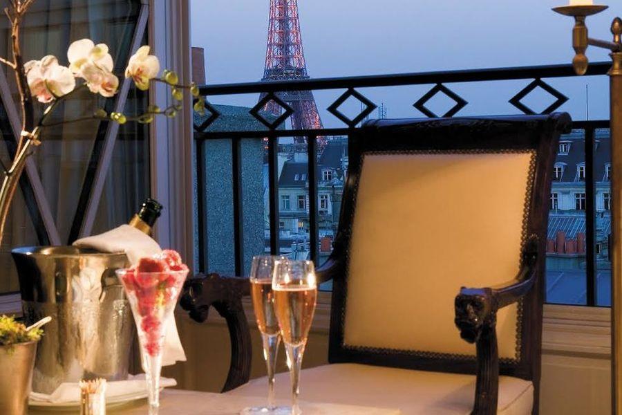 Le Dokhan's a Tribute Portfolio Hotel - Suite Eiffel