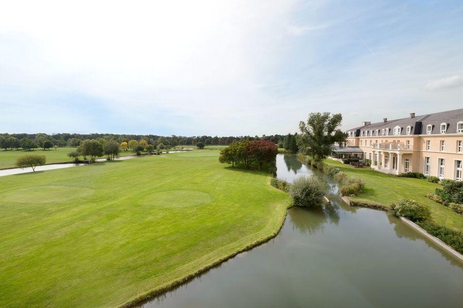 Dolce Chantilly - Vue Golf depuis la chambre