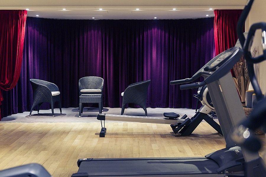 Mercure Maurepas Saint Quentin - Salle de fitness