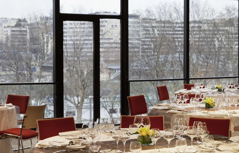 Novotel Paris Centre Tour Eiffel - Salle Concorde en banquet