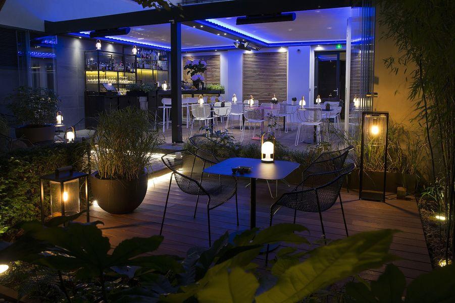 Hôtel & Spa La Belle Juliette - Jardin de nuit