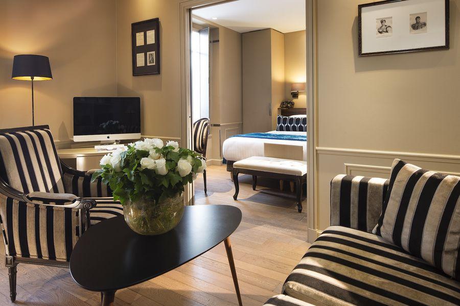 Hôtel & Spa La Belle Juliette - Suite Vie Parisienne