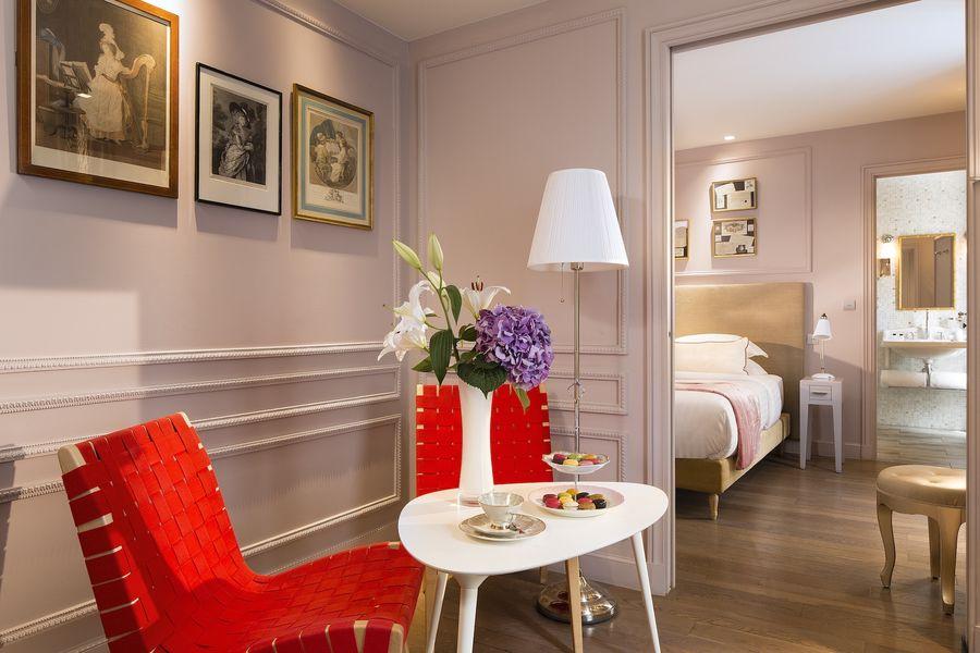 Hôtel & Spa La Belle Juliette - Junior Suite