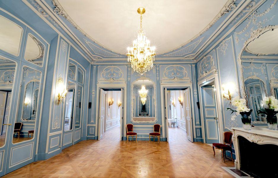 Maison des Polytechniciens - Boudoir