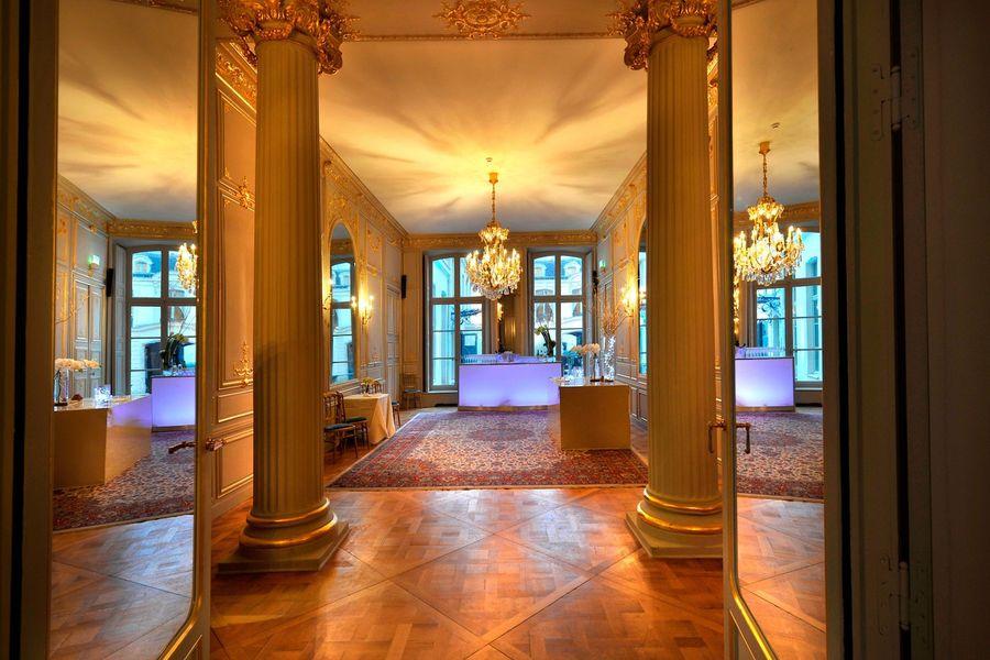 Maison des Polytechniciens - Salon Colonnes