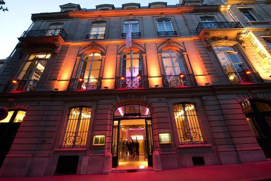 Salle séminaire  - Salons de l'Hôtel des Arts & Metiers