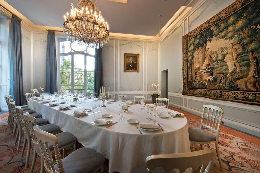 Hôtel des Arts et Métiers - Salon Club