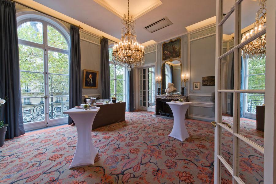 Hôtel des Arts et Métiers - Salon Delage 1